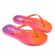 CHINELO FEM 15801.00957 ROSA GRACIOSO DEGRADE COLCCI 92814