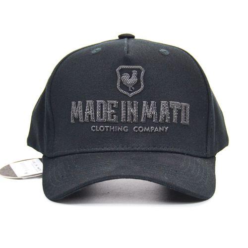 BONÉ B1619 SNAPBACK SHIELD MADE IN MATO