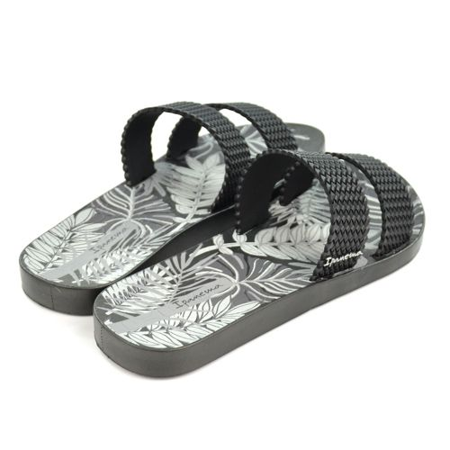 E> CHINELO FEM 26315 CITY PRIN PRETO IPANEMA 19475