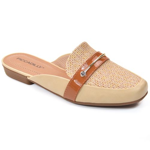 MULE FEM 251058 BEGE NUDE CARAMELO PICCADILLY 89298