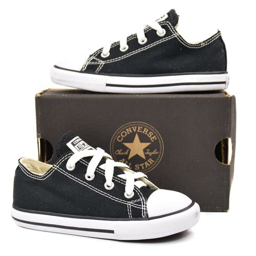 TÊNIS CK00010002 18A25 PRETO CONVERSE ALL STAR 18973