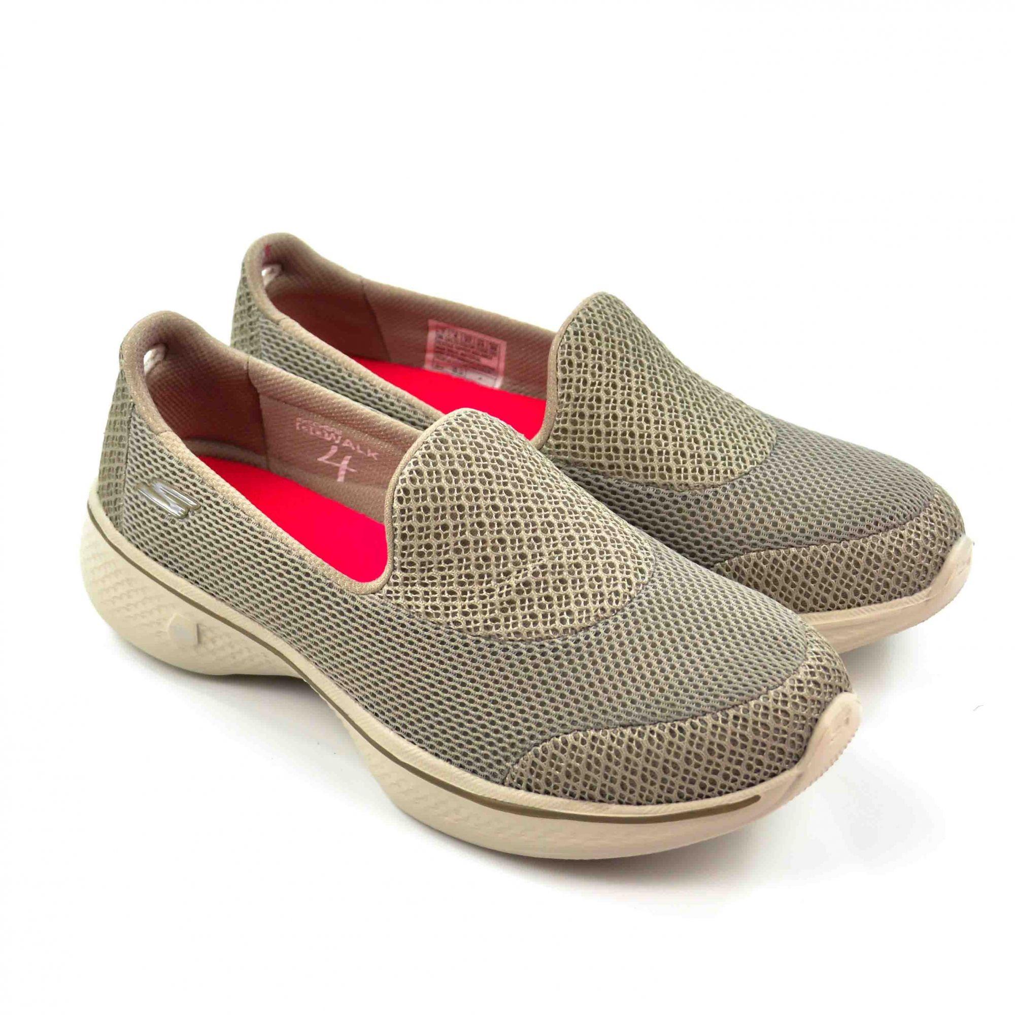 E> TENIS SLIP ON GO WALK 4 GOW-14170-TPE SKECHERS 18496