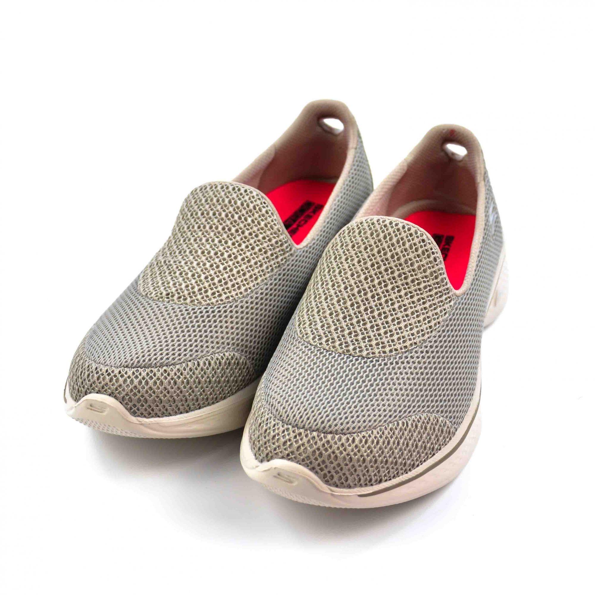 5282a972e3 Skechers E> TENIS SLIP ON GO WALK 4 GOW-14170-TPE SKECHERS 18496