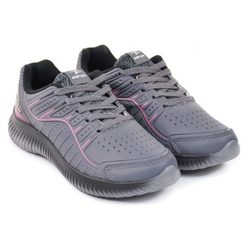 TENIS FEM 8701F FLEX POWER GRAFITE PINK ADRUN 88951