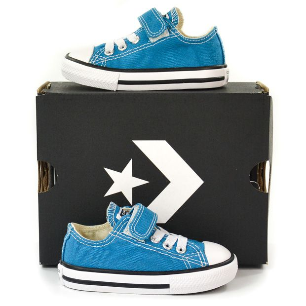 TÊNIS KIDS CK08150002 18A25 AZUL ÁCI CONVERSE ALL STAR 91912