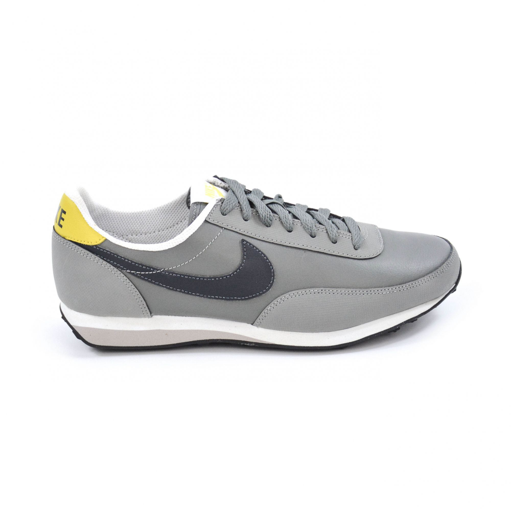TÊNIS MASCULINO CASUAL CHUMBO/CINZA NIKE ELITE LEATHER SI - 8532