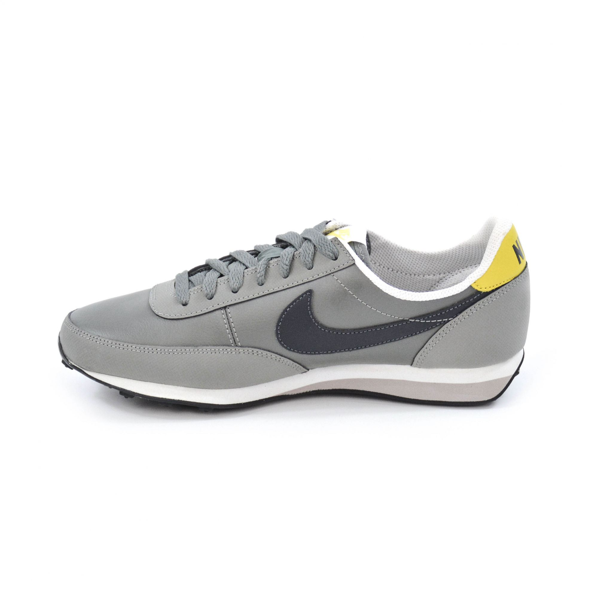 E> TENIS ELITE LEATHER SI CINZA NIKE 8532