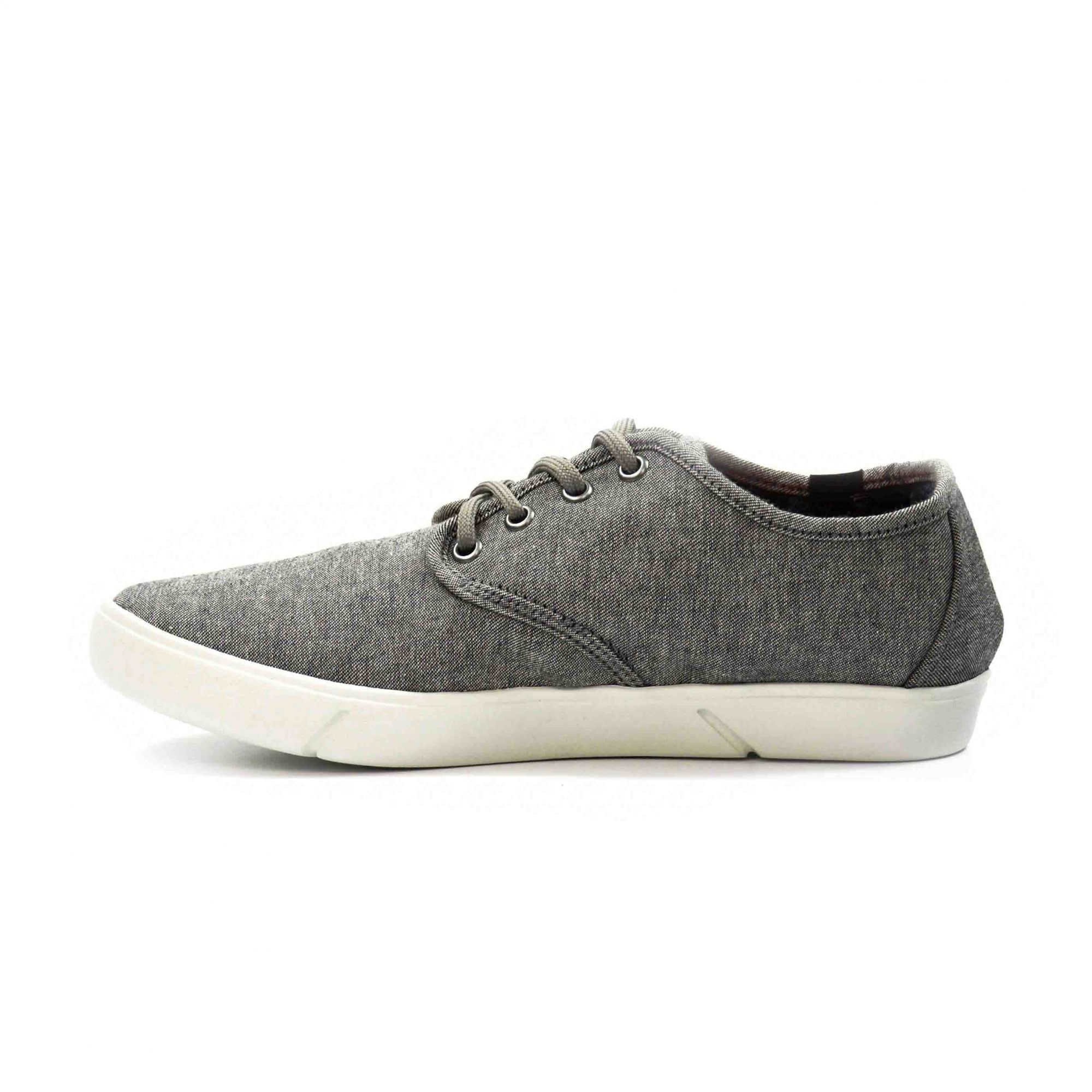 TÊNIS MASCULINO CASUAL CINZA COCA-COLA SHOES JHONY EASE - 017631