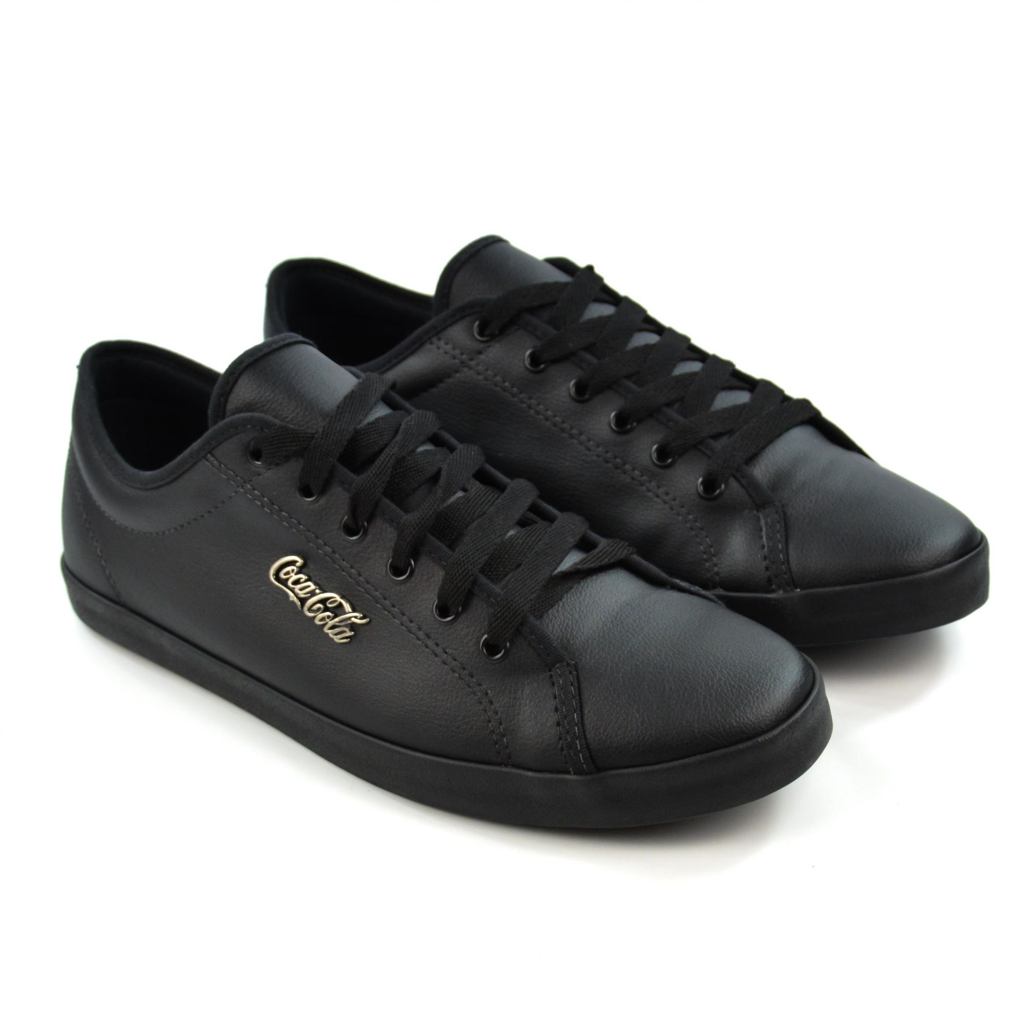 TENIS MARX ALL BLACK CC0800_17 COCA-COLA 16958