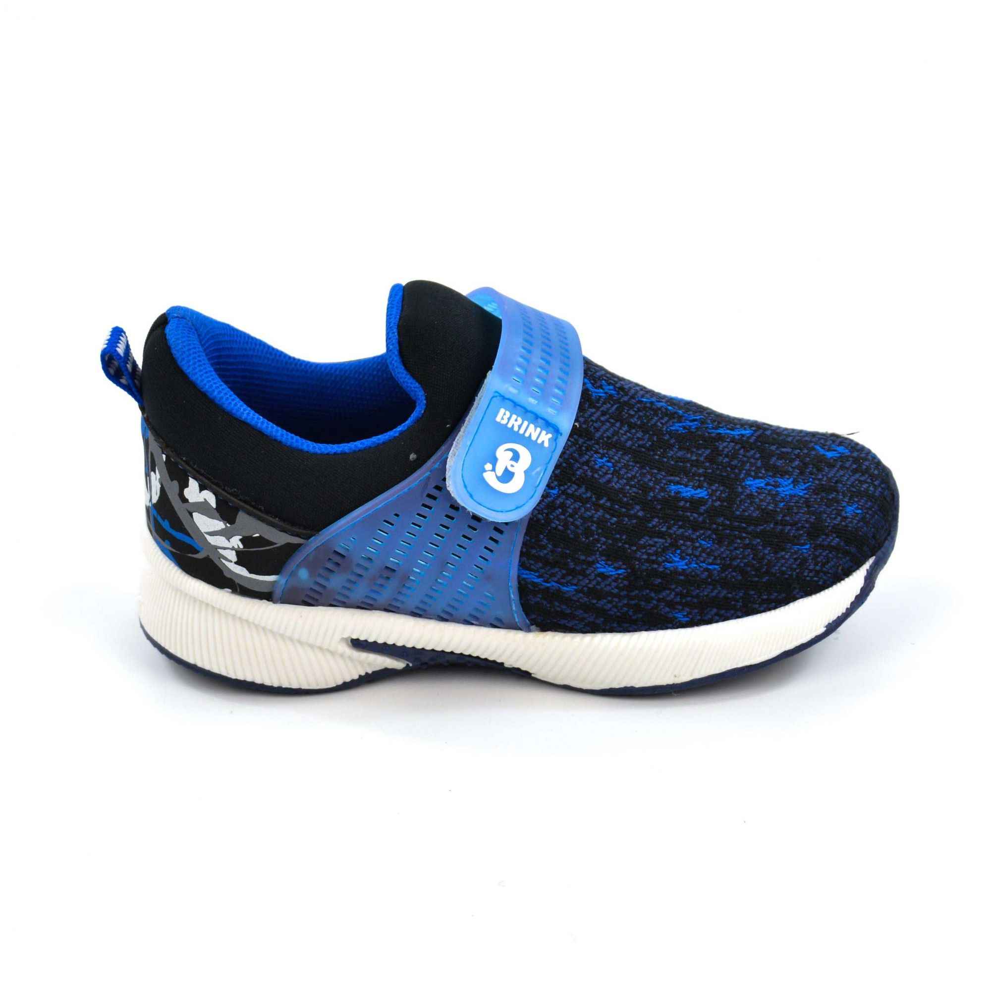 TENIS MENINO 415.002301527 JOGGING ROYAL BRINK 15537