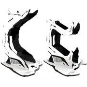 Combo Suporte Headset Alien Pro E Suporte Controle Rise Mode Alien 10% Desconto