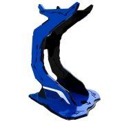 Suporte Headset Rise Mode Alien Pro - Preto e Azul
