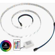 Tira de LED para Gabinete Rise Mode - RGB 1,25m Sem Fio