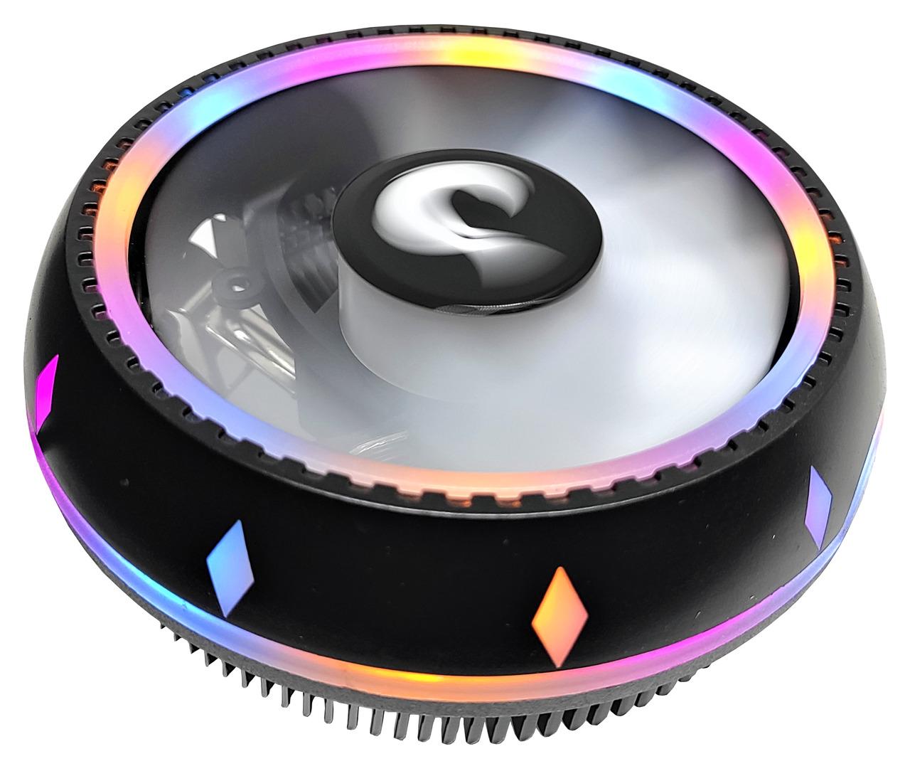 Air Cooler Gamer Rise Mode G200 RGB Rainbow