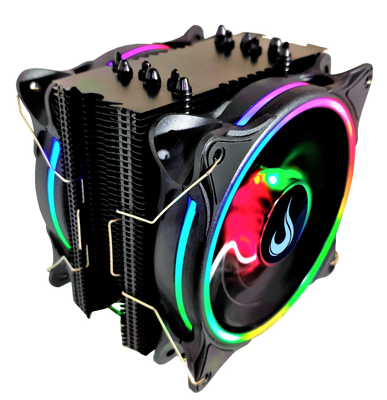 Air Cooler Gamer Winter Black ARGB