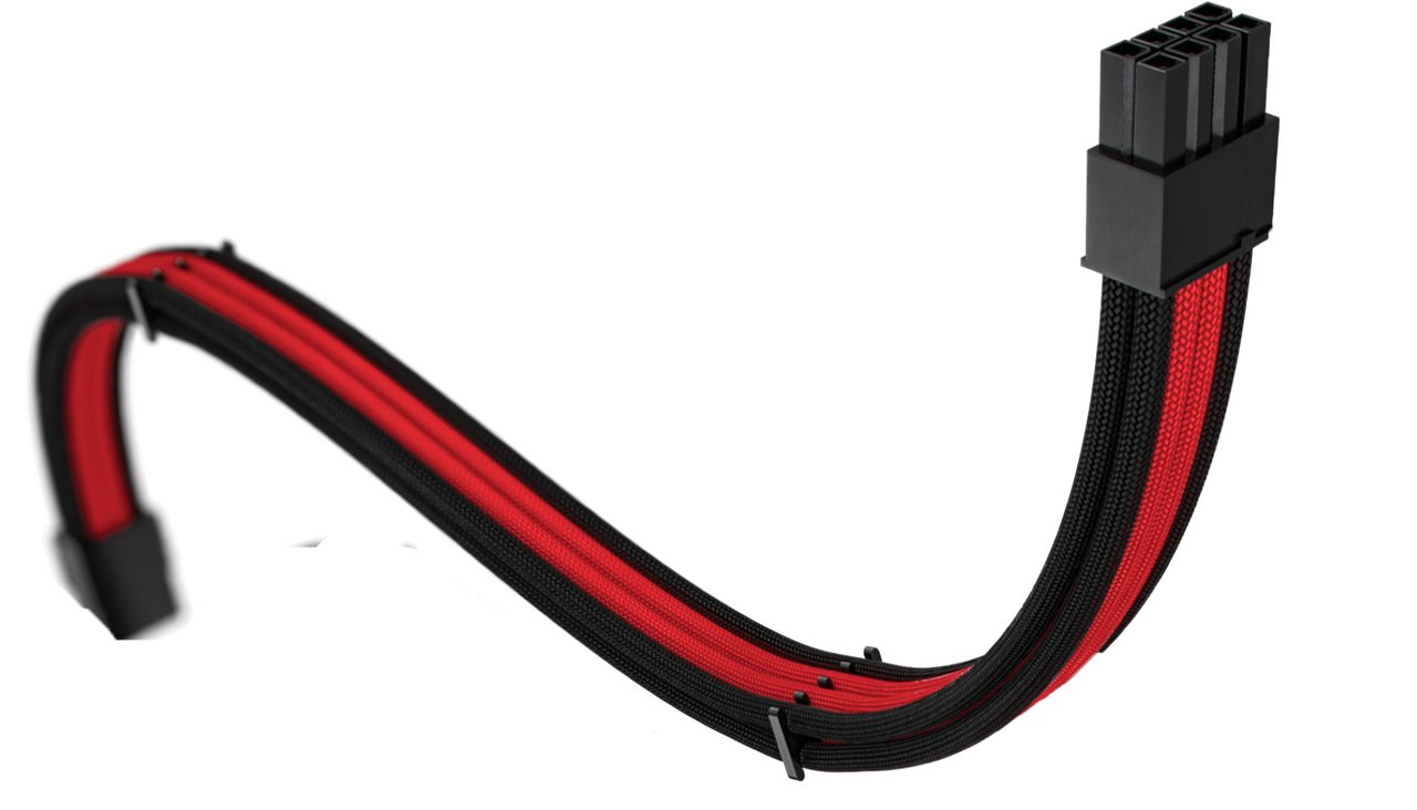 Cabo Sleeved Standard Rise Mode - PCI-E (6+2)