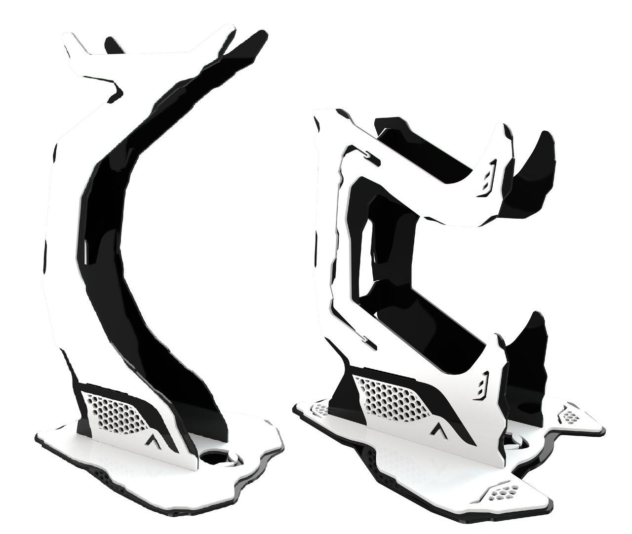 Combo Suporte Headset Alien  E Suporte Controle Rise Mode Alien 10% Desconto  - Loja Rise Mode