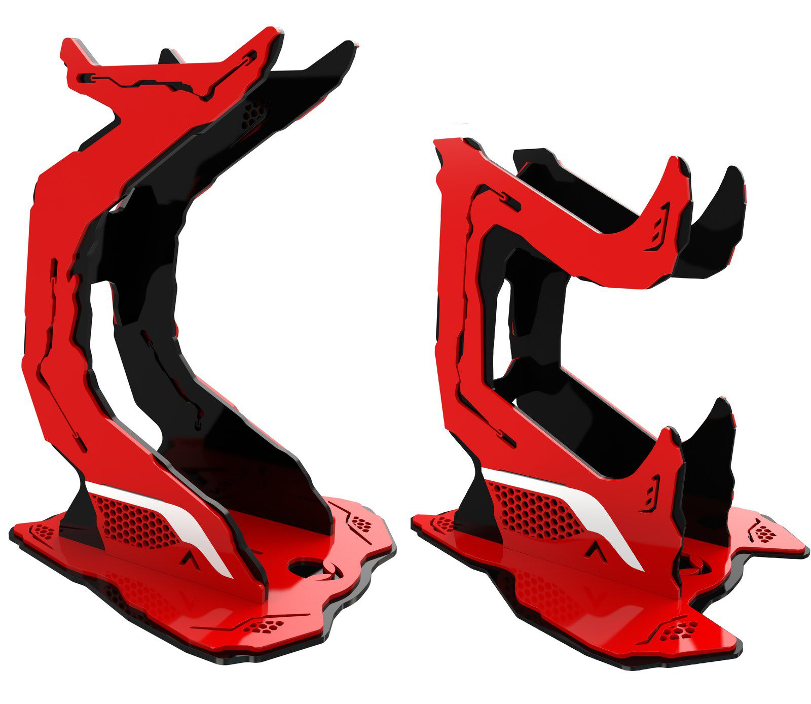Combo Suporte Headset Alien Pro E Suporte Controle Rise Mode Alien 10% Desconto  - Loja Rise Mode