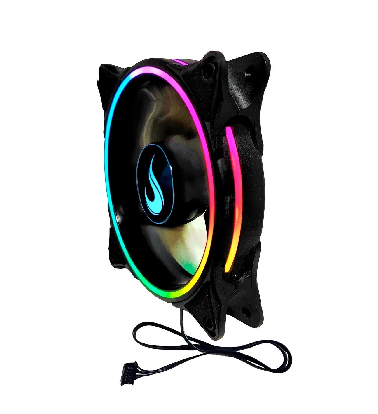 Fan Individual para Kit Fans ARGB Laser 5v  - Loja Rise Mode