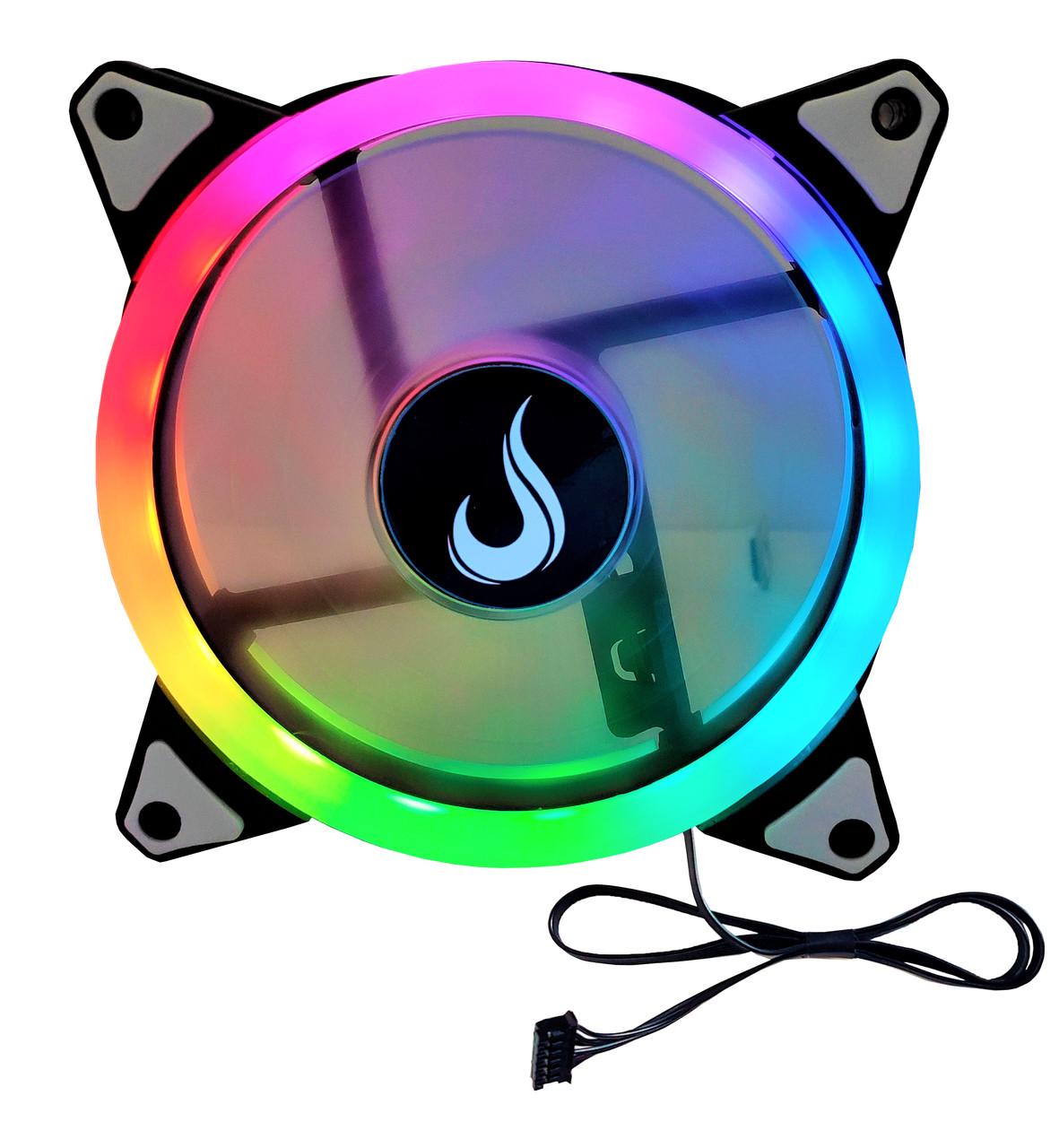 Fan Individual para Kit Fans RGB  Energy 5v