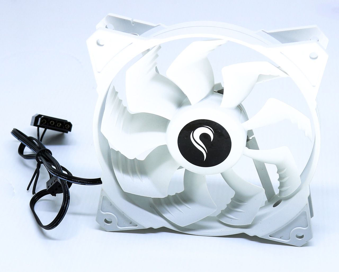 Fan Gamer Rise Mode Frost 120mm  - Loja Rise Mode