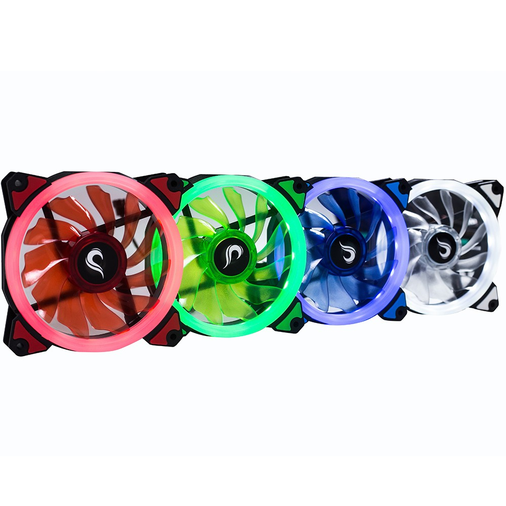 Fan Gamer Rise Mode Galaxy G1 Led