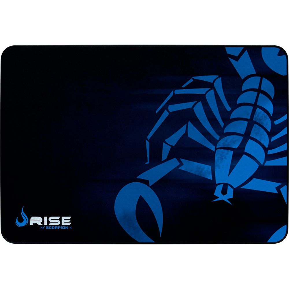 Memória 4GB + Mousepad Scorpion azul (15% off mousepad)