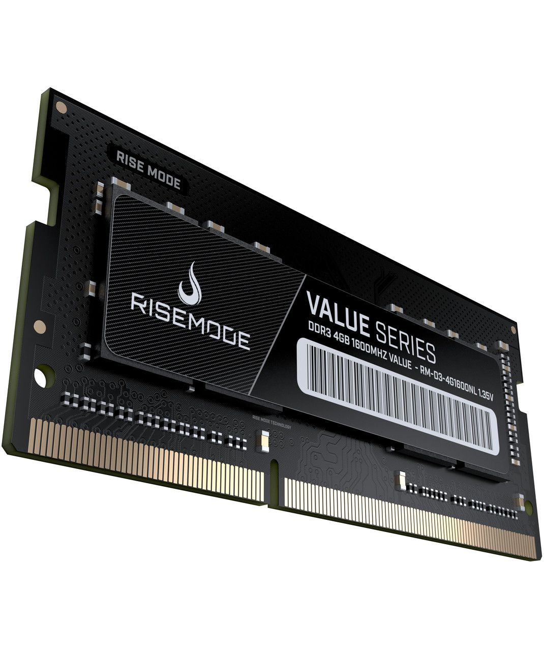 Memoria Ram DDR3L 4GB 1600MHZ Value Notebook - RM-D3-4G1600NL