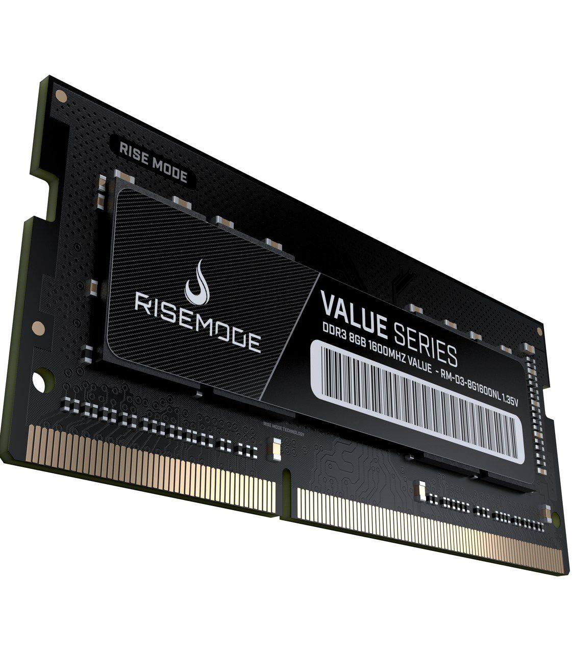 Memoria Ram DDR3L 8GB 1600MHZ Value Notebook - RM-D3-8G1600NL  - Loja Rise Mode