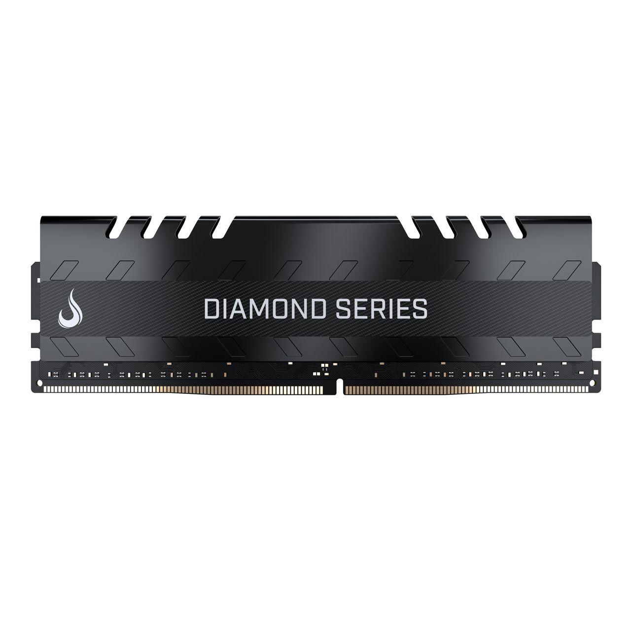 Memoria Ram DDR4 16GB 2400MHZ Diamond - RM-D4-16G-2400D BLACK