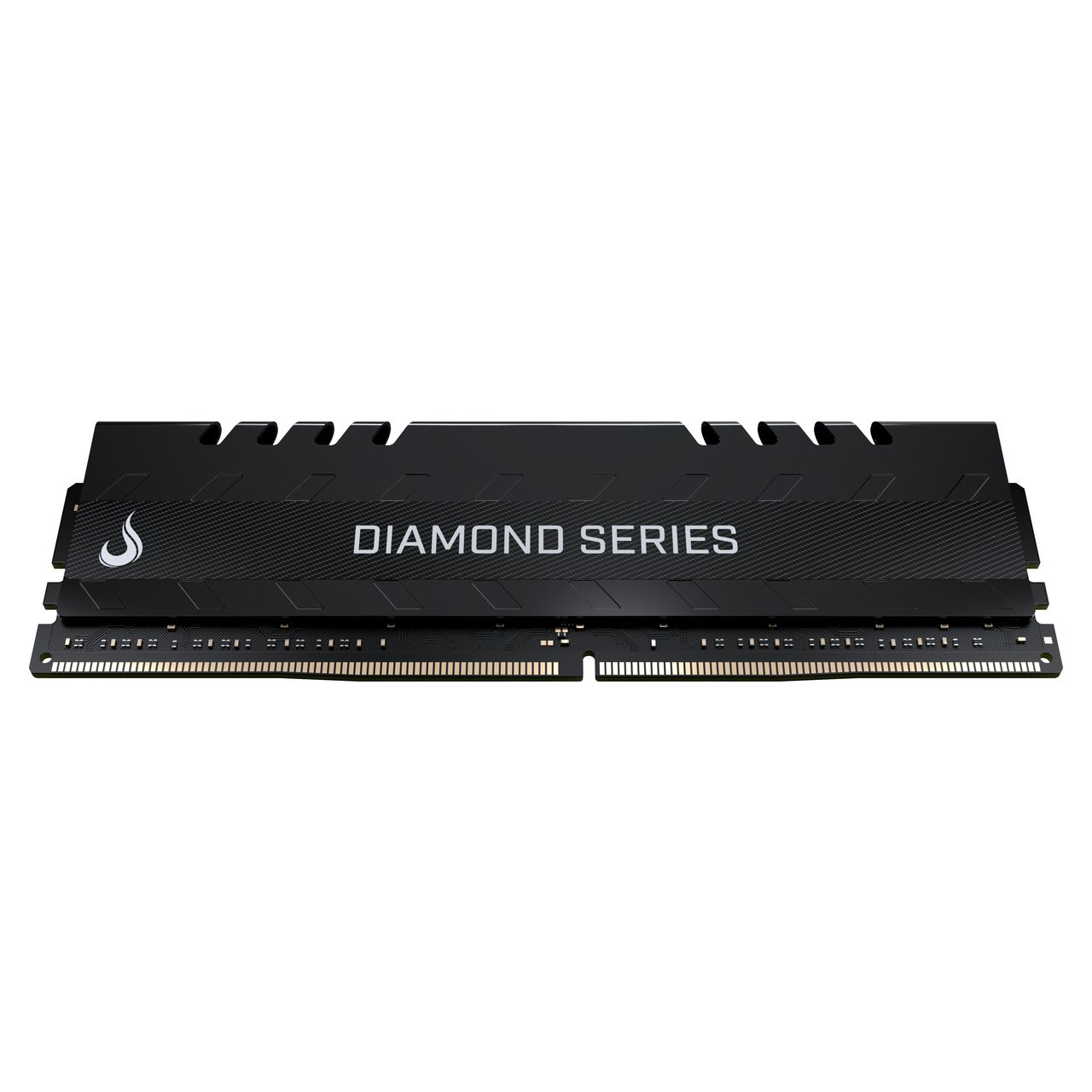 Memoria Ram DDR4 16GB 3000MHZ Diamond - RM-D4-16G-3000D BLACK  - Loja Rise Mode