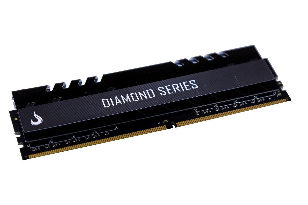 Memoria Ram DDR4 4GB 3000MHZ Diamond - RM-D4-4G-3000D  BLACK