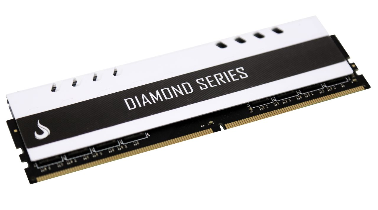 Memoria Ram DDR4 4GB 3000MHZ Diamond - RM-D4-4G-3000D  WHITE