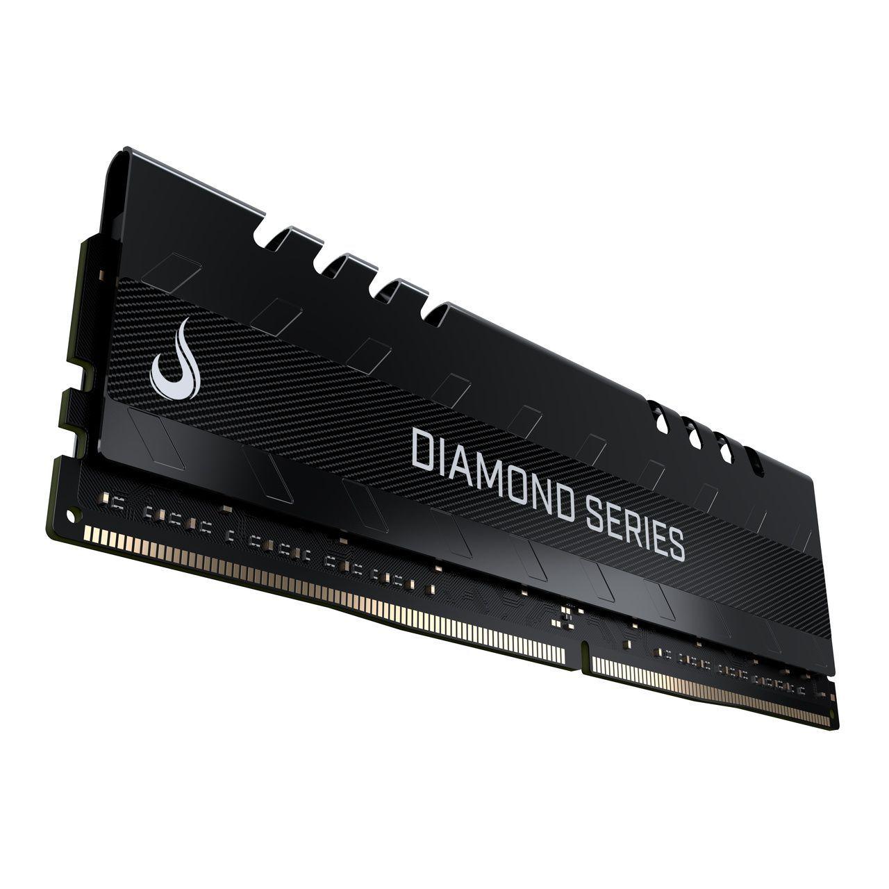 Memoria Ram DDR4 8GB 2400MHZ Diamond - RM-D4-8G-2400D BLACK