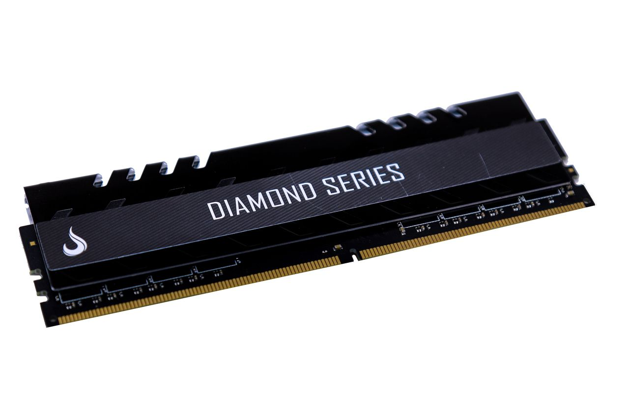 Memoria Ram DDR4 8GB 3000MHZ Diamond - RM-D4-8G-3000D BLACK