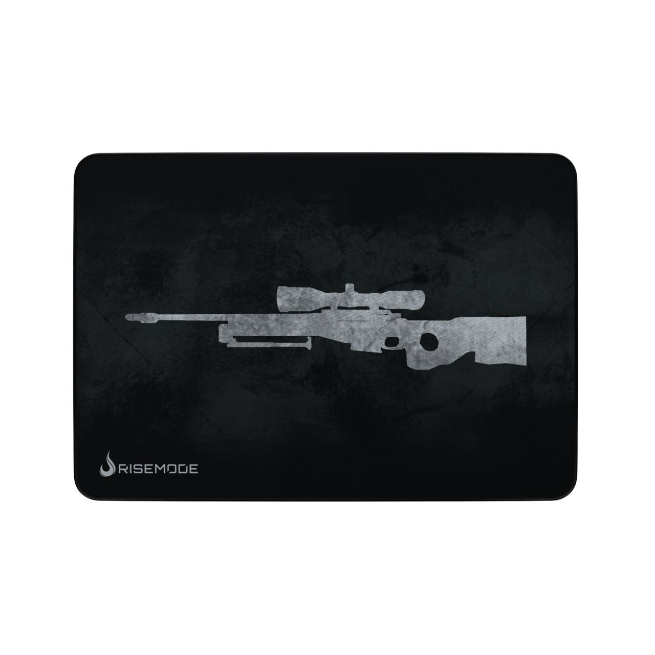 Mousepad Rise Mode Sniper Grey  - Loja Rise Mode