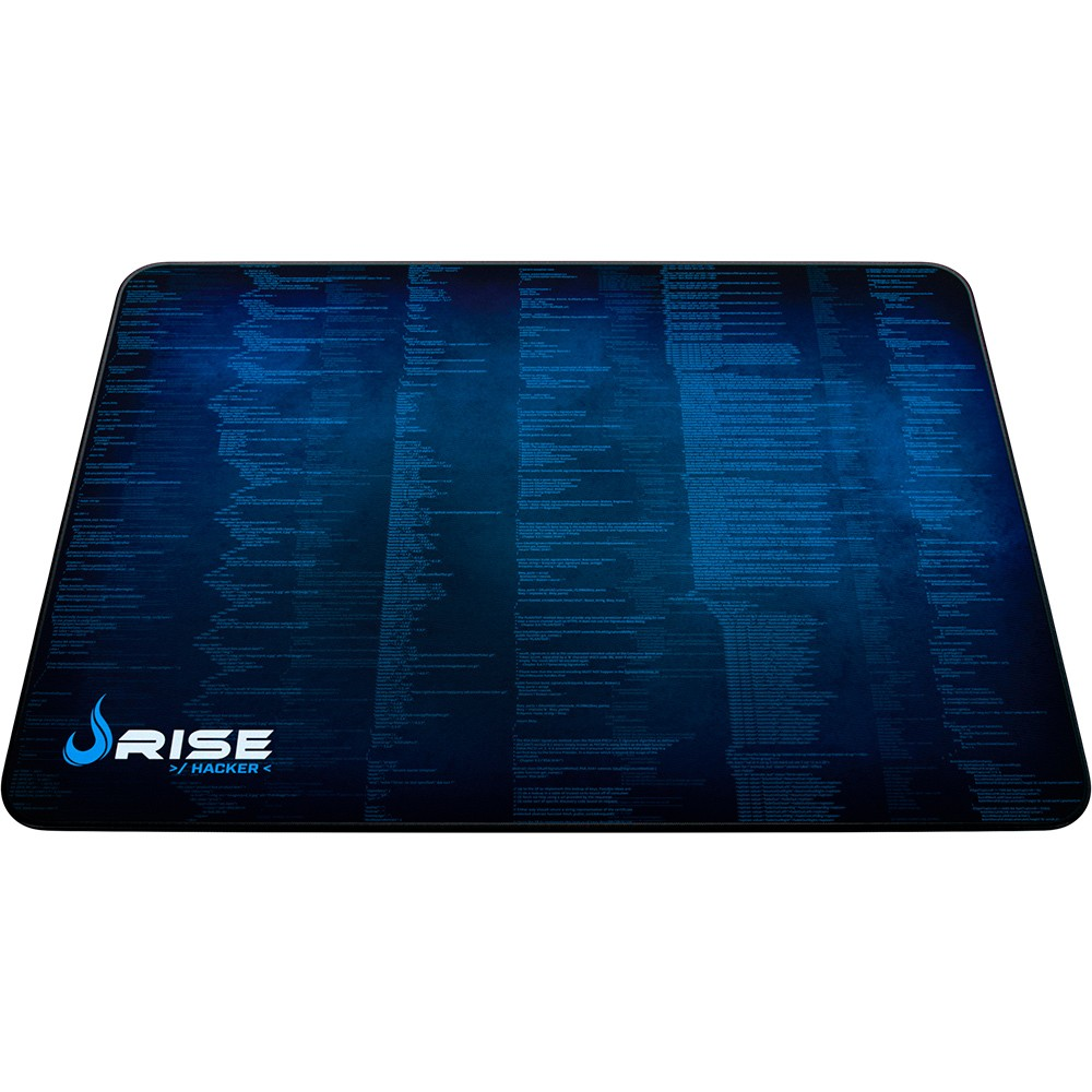 Mousepad Gamer Rise Mode Hacker  - Loja Rise Mode