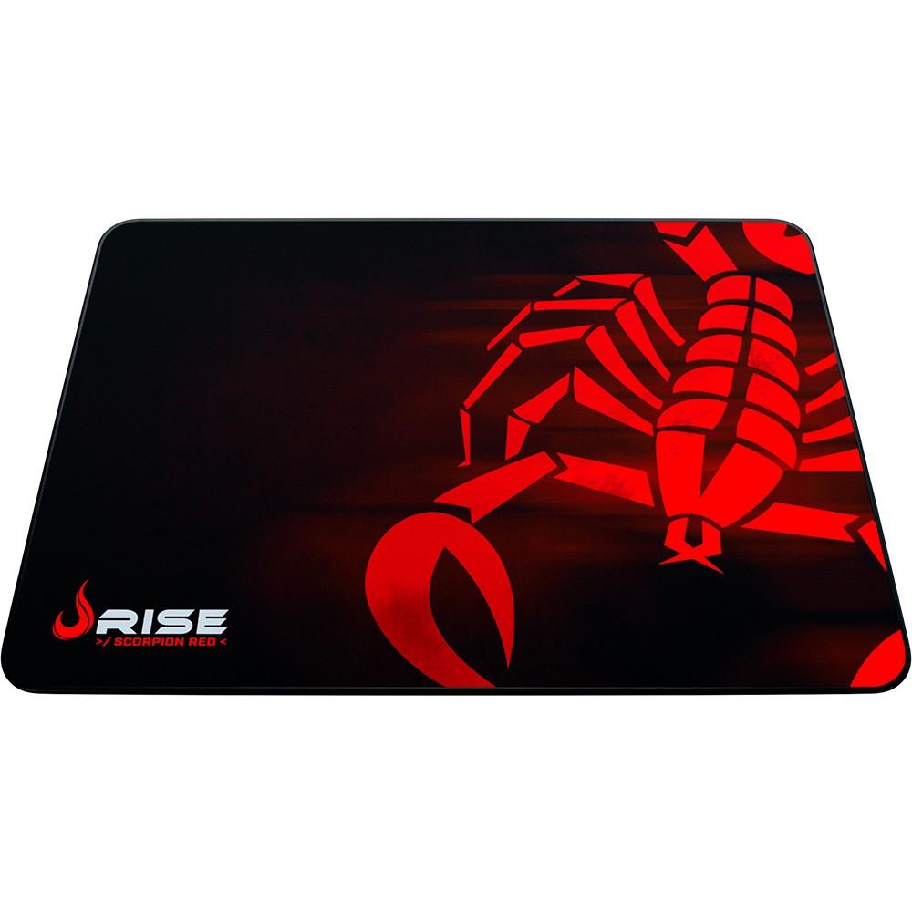 Mousepad Rise Mode Scorpion Red