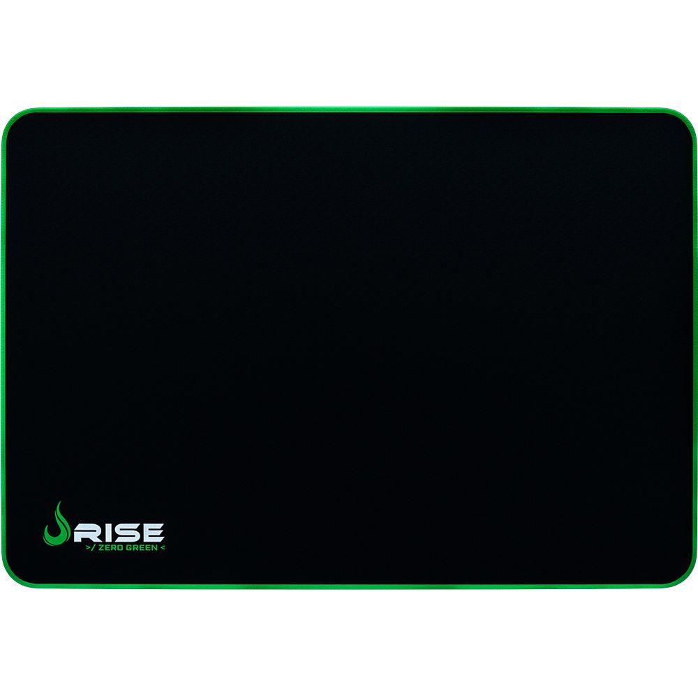 Mousepad Rise Mode Zero Verde  - Loja Rise Mode