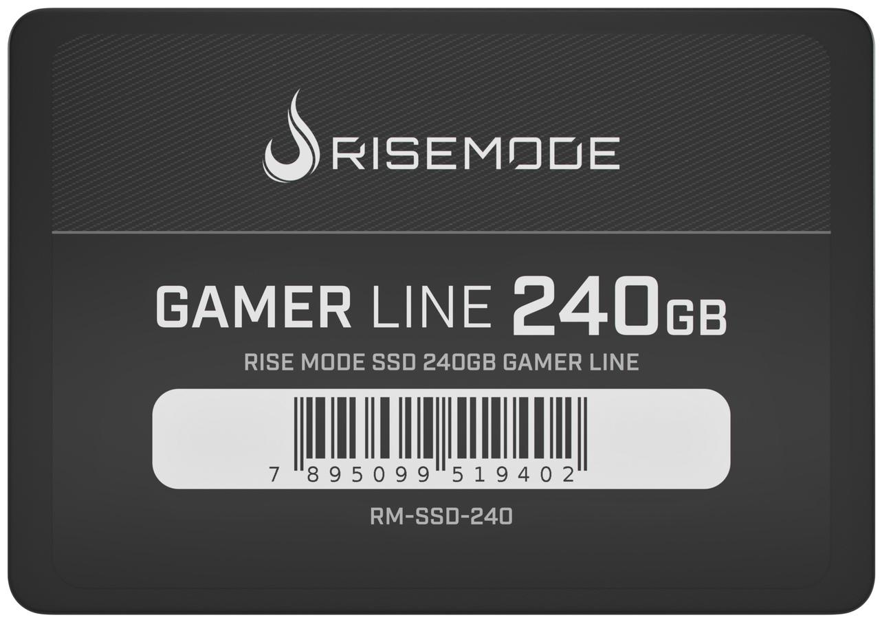 Rise Mode SSD Gamer line