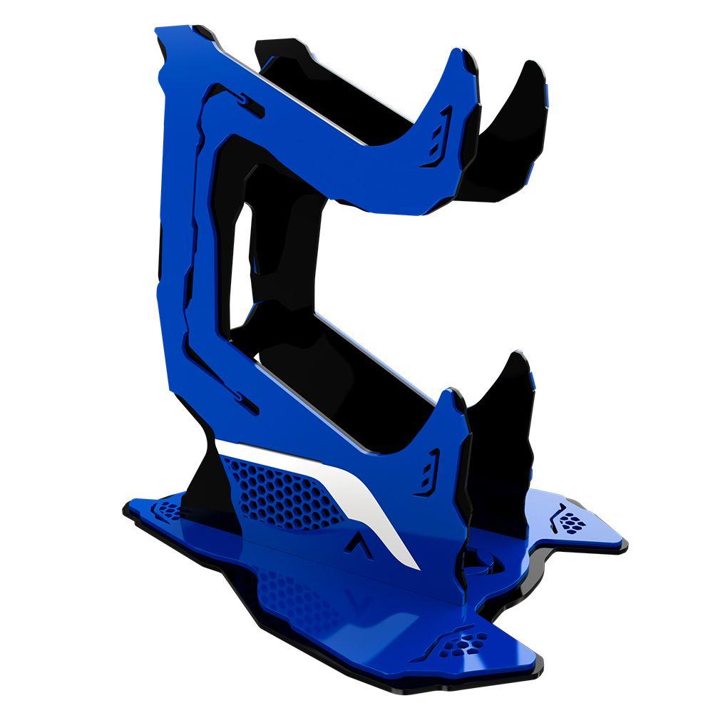 Suporte Controle Rise Mode - Preto e Azul