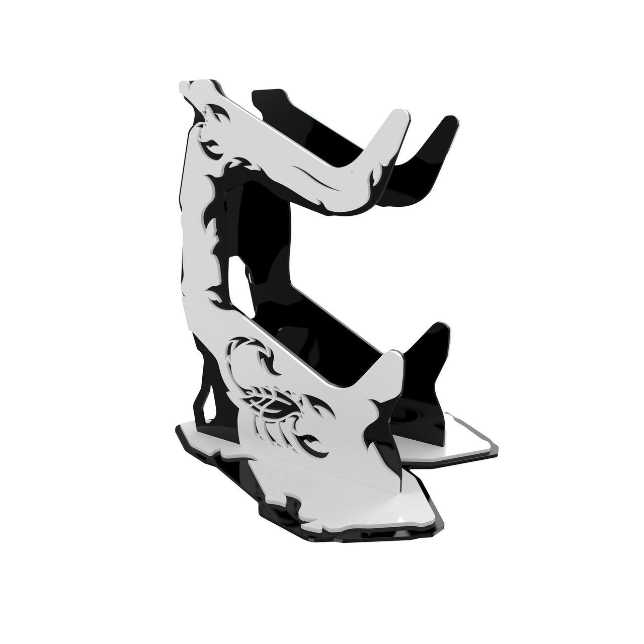 Suporte Controle Rise Mode Scorpion  - Loja Rise Mode