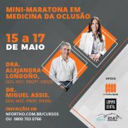 MINI-MARATONA EM MEDICINA DA OCLUSÃO 15 a 17 de maio de 2020