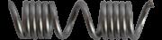 "Mola distalizadora de Níquel-Titânio .010"" x .045"""