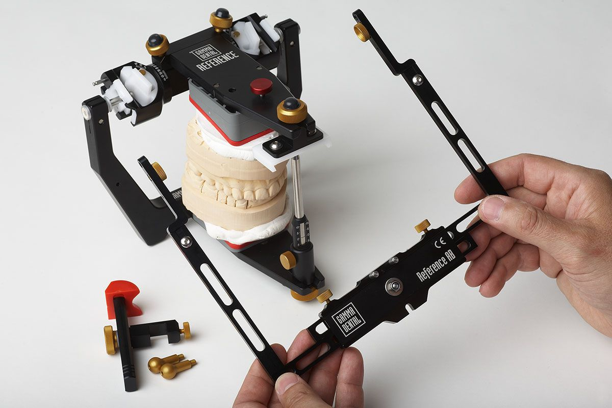 Articulador Reference AB – Kit Completo  - N&F Ortho Dental