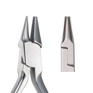 Alicate ortodôntico meia cana Tipo I com ponta fina TYPE I  - N&F Ortho Dental