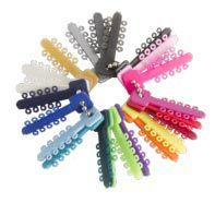 Ligadura Stick - Fluorescent Pink - BLACK NOVEMBER  - N&F Ortho Dental