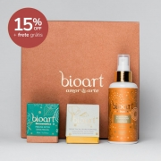 CLEAN BEAUTY BOX - Favoritos com ação Pro-Age, pele visivelmente mais firme e iluminada.