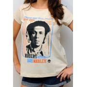 Camiseta Bob Marley Feminina