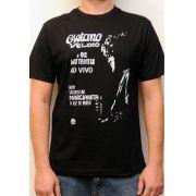 Camiseta Caetano Veloso e os Mutantes Masculina